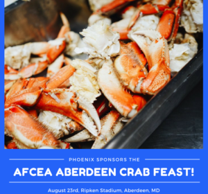9th AFCEA Crab Feast